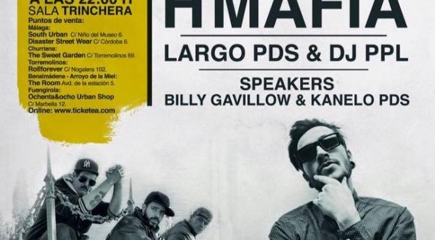 Lasai y h mafia en concierto en la trinchera for Sala trinchera