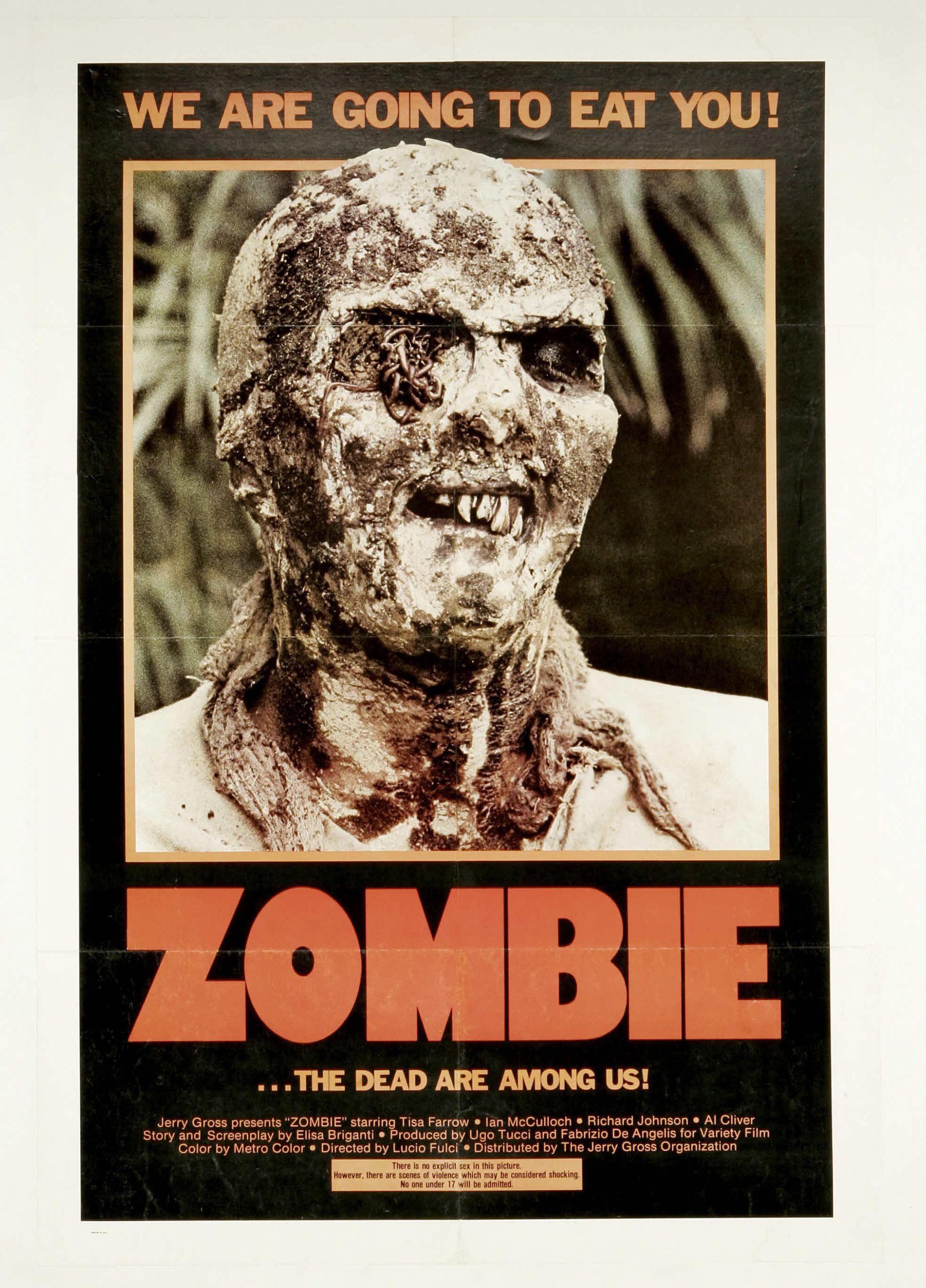 Nueva York bajo el terror de los zombi