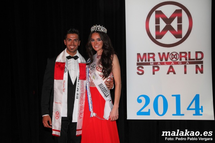 Miss y Mister World Málaga 2014