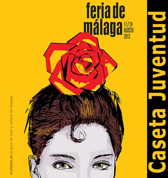 caseta_juventud_feria_malaga_2013