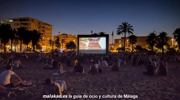 Cine Abierto Verano Málaga 2017 Arte Y Cultura En Málaga Guía De Ocio De Málaga Malakao Es